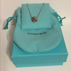 Tiffany & Co. Knot Pendant